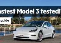 Tesla Reviews Model 3 Awesome Tesla Model 3 Performance Review the Enthusiast S Tesla