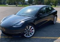 Tesla Reviews Model 3 Luxury Tesla Confirms New 82 Kwh Battery Pack In Model 3 Thanks to
