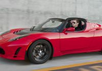 Tesla Roadster Awesome Tesla Launched the Roadster Exactly 10 Years Ago and Came