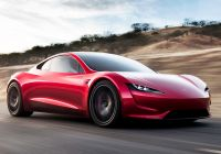 Tesla Roadster Beautiful Tesla S New Second Generation Roadster Will Be the Quickest