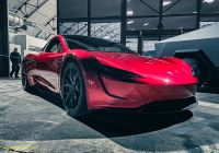 Tesla Roadster Best Of Tesla Brings Out Cybertruck atv and Roadster at Pany