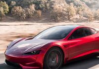 Tesla Roadster Inspirational the Tesla Roadster Will Start at $200 000 the Verge