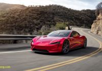 Tesla Roadster Luxury 2021 Tesla Roadster Will Be even Faster Than the Already