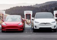 Tesla Supercharger V3 Beautiful Tesla is Going to Build A New Factory to Produce