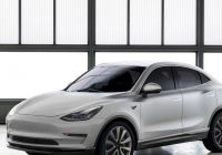 "Tesla Suv Beautiful Check Out My Behance Project ""tesla Model Y"" S"