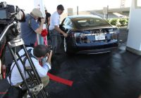 Tesla Tickets Lovely Charging Station at Tejon Ranch Sets Stage for Electric Car
