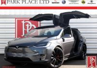 Tesla to J1772 Adapter Luxury Used 2018 Tesla Model X at Park Place aston Martin