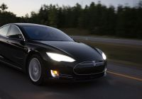Tesla Trailer New Car Automobile Coupe Time Lapse Photography Of Time