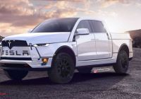 Tesla Truck Reveal Video Awesome Tesla Electric Pickup Truck to Be Called Model B