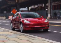 Tesla Tsla Elegant the First Tesla Model 3 Reviews are Ing In — and there S