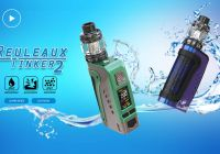 Tesla Vape Mod Luxury Best Electronic Cigarette Vaping