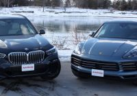 Tesla Vs Porsche Awesome 2019 Porsche Cayenne Vs Bmw X5 Autoguide
