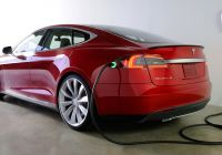 Tesla who Makes the Car New Tesla Model S the Most Advanced Future Car Of All Just