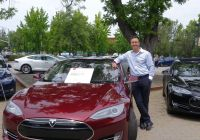 Tesla who to Make Check Out to Beautiful ملف First Tesla Model S 3rd Anniversary 2015 ويكيبيديا
