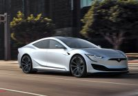 Tesla with butterfly Doors Awesome Tesla S Refresh for the Tesla Model S and Model X Will