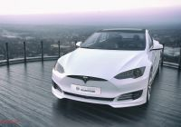 Tesla with butterfly Doors Awesome Unplugged Performance Fers Tesla Model S Face Lift to All