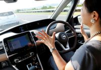 Tesla without Driver Best Of Nissan Launches Auto Drive Features Stresses Difference