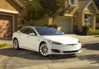 Tesla without Garage Luxury A Closer Look at the 2017 Tesla Model S P100d S Ludicrous