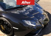 Tesla without Hubcaps Fresh ボディコーティングを施工したaventador S Coupé