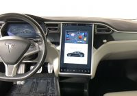 Tesla without Steering Wheel Elegant 2016 Tesla Model S 5yjsa1e40gf False Fa