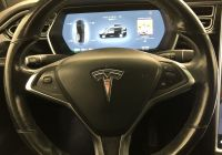 Tesla without Steering Wheel Inspirational 2016 Tesla Model X 5yjxcbe21gf False Fa