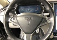 Tesla without Steering Wheel New 2016 Tesla Model S 5yjsa1e40gf False Fa