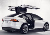 Tesla X 100d Beautiful the Tesla Model X is the Worst Electric Car You Should Never Buy