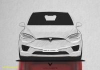 Tesla X Elegant Vilner Electric Shock Tesla Model X by Vilner