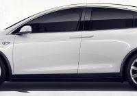 Tesla X Fresh Tesla Model X Suv Revealed by Elon Musk