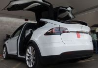 Tesla X Inspirational Tesla S Model X is Finally Here and I Got to Drive It the
