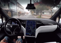 """Tesla X Interior Luxury We are Still Working with Tesla """" Says Nvidia A I Expert"""