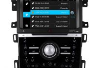 Tesla X Interior New Details About android 8 0 Car Gps Navigation Dvd Radio Stereo S200 for ford Edge 2012 2014