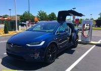 Tesla X Luxury I took A $163 000 Tesla Model X Suv On A Road Trip and