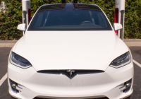 Tesla X Luxury Tesla Inc S Model X is Awarded Highest Safety Rating Of Any