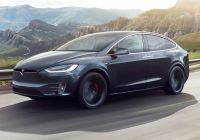 Tesla X Luxury Tesla Model X the First Suv Ever to Achieve 5 Star Crash