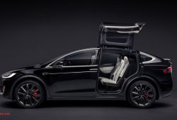 Luxury Tesla X P100d