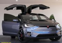 Tesla X Unique Used 2019 Tesla Model X Performance