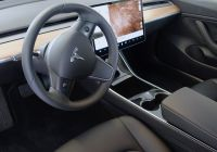 Tesla Y Interior Fresh Tesla Elon Musk Reveals Key Details About Performance Model