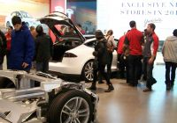 Tesla Yorkdale Beautiful Tesla is Set to Electrify Canada