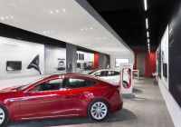 Tesla Yorkdale Luxury Tesla Opens New Sales and Service Location In Oakville