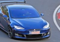 Teslamodel Awesome Tesla Model S Plaid Everything We Know