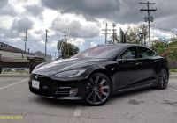 Teslamodel Beautiful Tesla Model S P100d Review