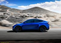 Teslamodel Beautiful Tesla S Model Y Suv Brings More to the Masses