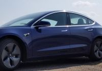 Teslamodel Beautiful What is A Sleeper Stealth Tesla Model 3 Performance