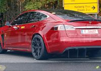 Teslamodel Best Of Tesla Model S Plaid Everything We Know Performance