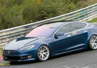 Teslamodel Elegant Report Tesla Model S Already topping Porsche Taycan at