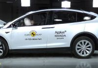 Teslamodel Inspirational Tesla Model X Be Es 5 Star Safety Champ In Euro Ncap S