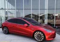 Teslamodel Lovely Tesla Expands Its Model 3 Ferings—at A Steep Price