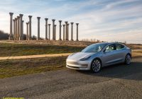 Teslamodel Lovely the Tesla Model 3 Reviewed Finally