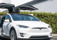 Teslamodel Luxury Tesla Inc Lowers the Price for Its Model X